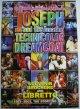 【海外ミュージカル公演パンフ】 Tim Rice & Andrew Lloyd Webber's  JOSEPH and the Amazing TECHNICOLOR DREAMCOAT   SOUVENIR BROCHURE AND LIBRETTO   1979-2003, THE STORY SO FAR・・・     『ジョゼフ・アンド・アメージング・テクニカラー・ドリームコート』 ロンドン・ナショナル・ツアー公演パンフレット